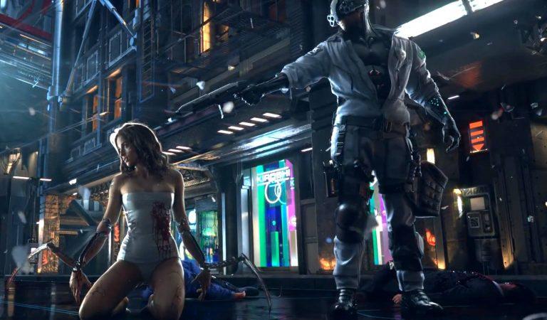 CD Projekt Red Sangat Berambisi Terhadap Cyberpunk 2077 Melebihi The Witcher 3