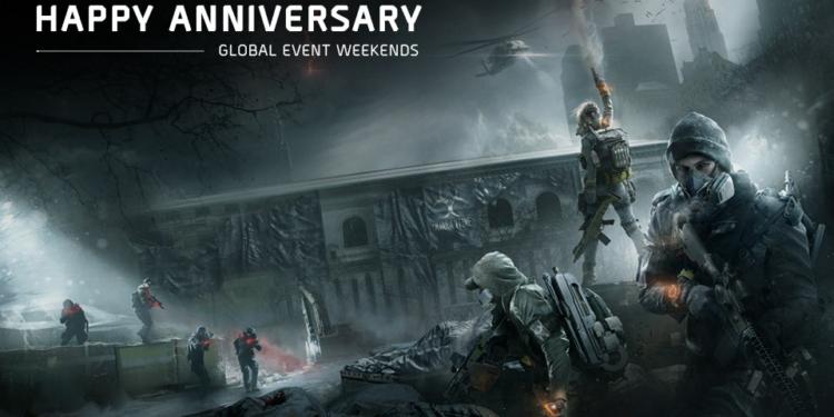 Anniversary 2 Tahun The Division