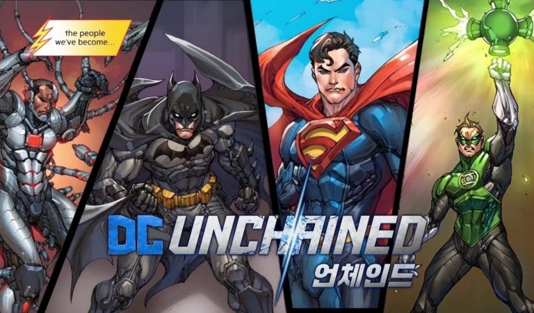 [Review] DC Unchained, Game Mobile Rasa Komik