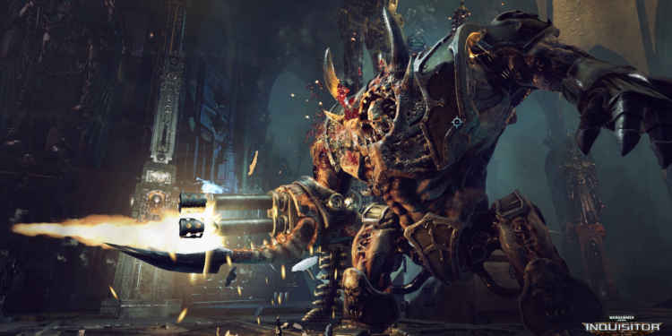 Warhammer 40,000 Inquisitor – Martyr