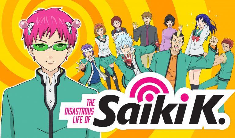 The Disastrous Life of Saiki Dapatkan Game Untuk Platfrom Mobile