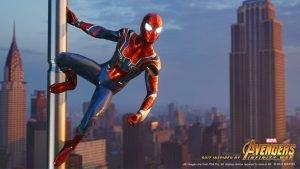 Iron Spider Jadi Kostum Bonus Bagi yang Pre-Order Marvel's Spider-Man