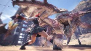 "Event Quest Terbaru ""Monster Hunter World"" Sertakan Cewek Manis Dari ""Street Fighter"""