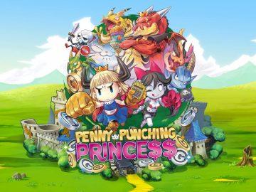 Penny Punching Princess