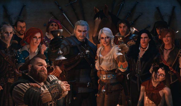 GOG Tengah Gratiskan The Witcher, Begini Cara Mendapatkannya