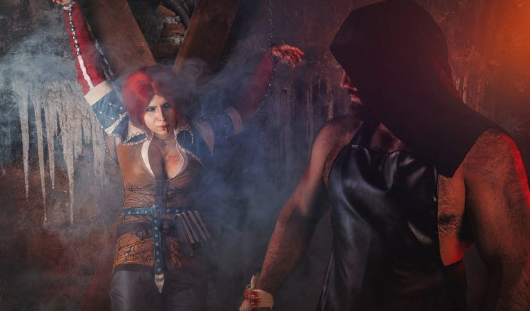 [NSFW] 30 Foto Cosplay The Witcher Terkeren Part 2