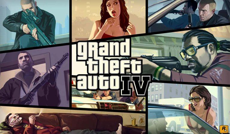 Grand Theft Auto IV akan Kehilangan Beberapa Lagu Miliknya Bulan Ini