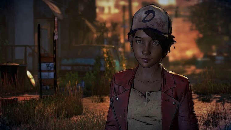 Gameplay Final Season The Walking Dead Milik Telltale Bocor