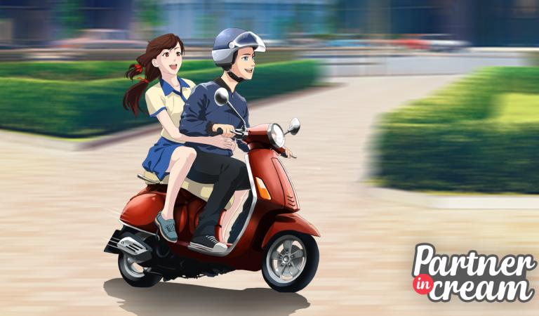 Partner in Cream : Game Visual Novel Karya Anak Negeri yang Wajib Kamu Mainkan