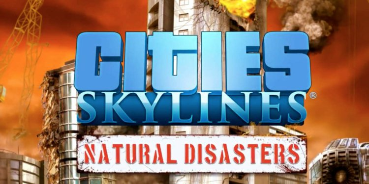 Cities Natural Disasters