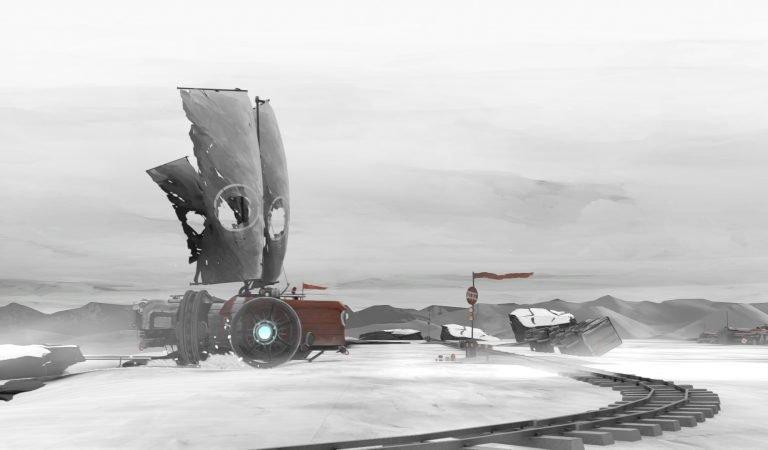 Game Adventure Indie, FAR: Lone Sails Telah Dirilis