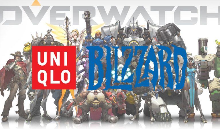 Uniqlo Bekerjasama Dengan Blizzard Buat Kaos Bertemakan Overwatch