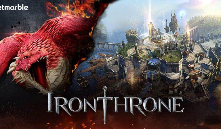 Iron Throne : Game Strategy Buatan Netmarble Telah Resmi Dirilis