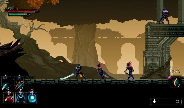 "2D Action Platformer ""Death's Gambit"" Dapatkan Tanggal Rilis"