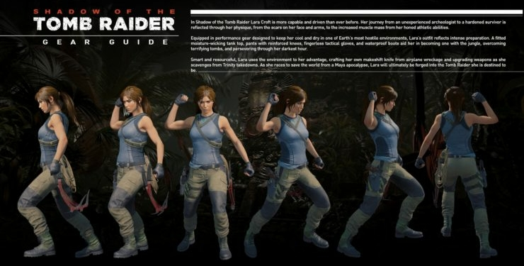 image courtesy, Tomb Raider Official Twitter