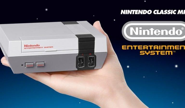 Konsol Legendaris NES Classic Edition Akan Kembali Hadir di Bulan Juni