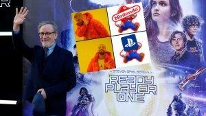 "Sutradara Ready Player One – Steven Spielberg: ""Saya Main Mario di PlayStation VR"""