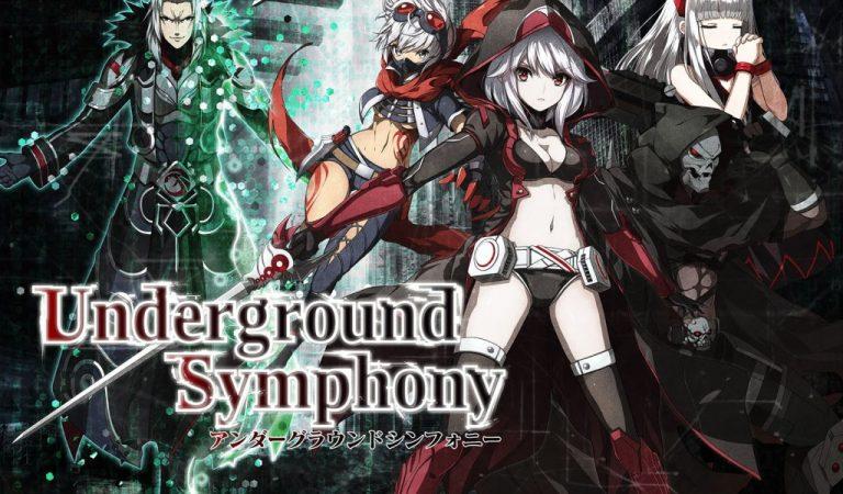 Underground Symphony : Game Action RPG Dengan Sentuhan Anime Telah Resmi Dirilis