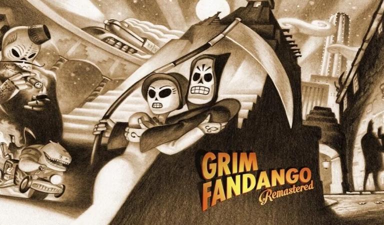 Grim Fandango Remastered dan Broken Age Akan Menuju Nintendo Switch