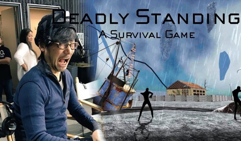 Deadly Standing:  Rip-Off Death Stranding yang Mengagetkan Hideo Kojima