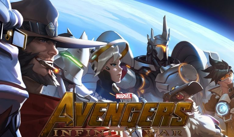 Kini Giliran Karakter Overwatch yang Perankan Avengers: Infinity Wars