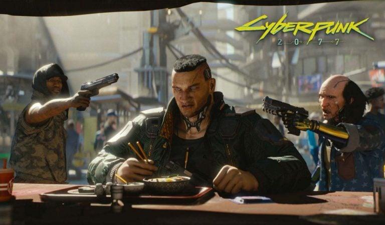 Sistem Hacking Cyberpunk 2077 Dijelaskan