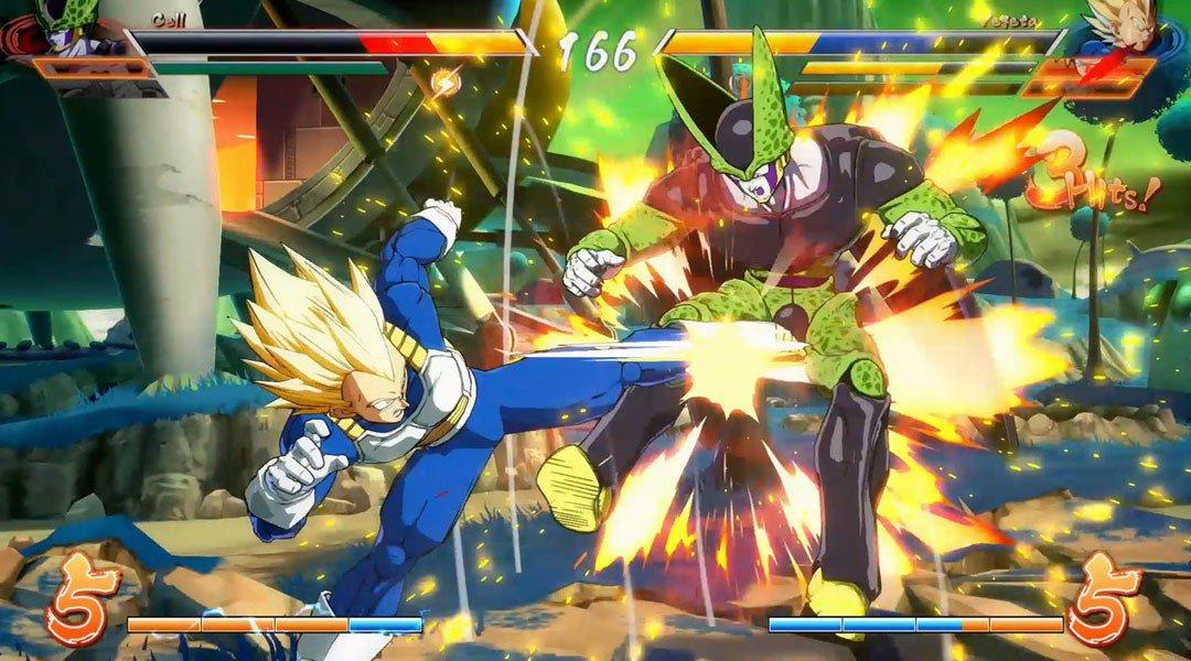 gambar game dragon ball fighter z Game Pc Fighting Paling Keren Sekali