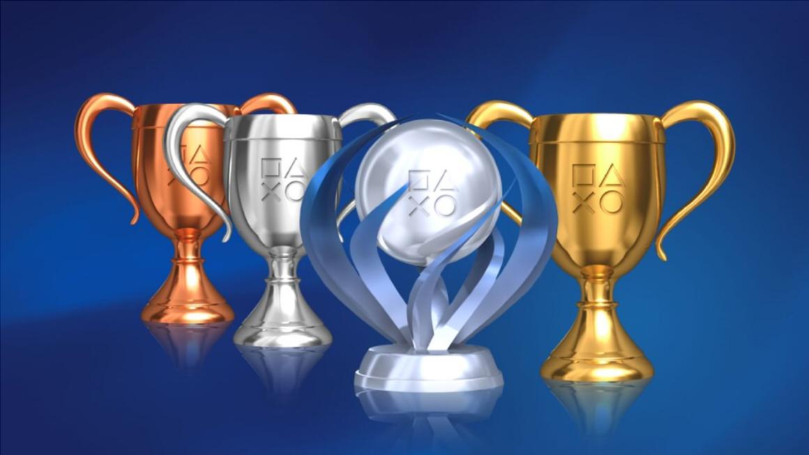 PlayStation Achievement Trophy