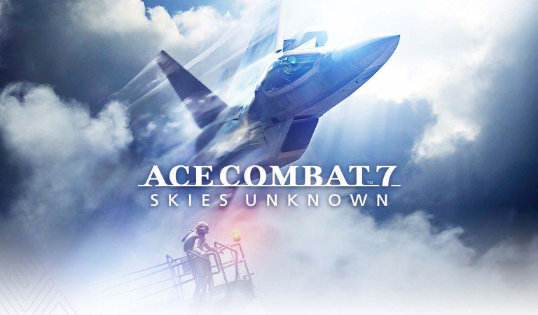 Tanggal Rilis Ace Combat 7 Resmi Ditentukan