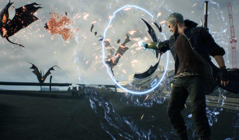 Capcom Targetkan Devil May Cry 5 Menjadi Game Action Terbaik