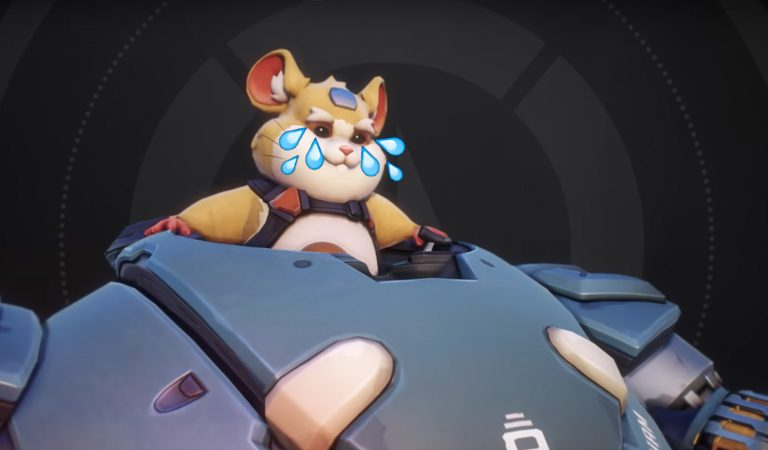 Hammond Dapatkan Sedikit Perubahan Rahasia di Server PTR Overwatch