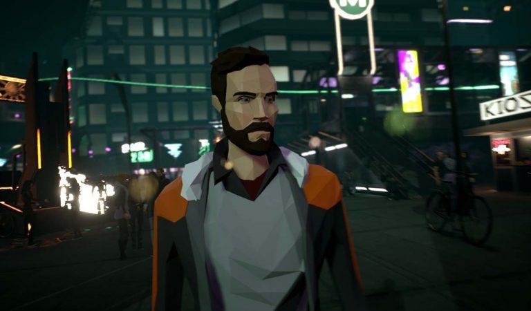 Game Adventure, State of Mind Unjuk Dunia Cyberpunk Futuristik