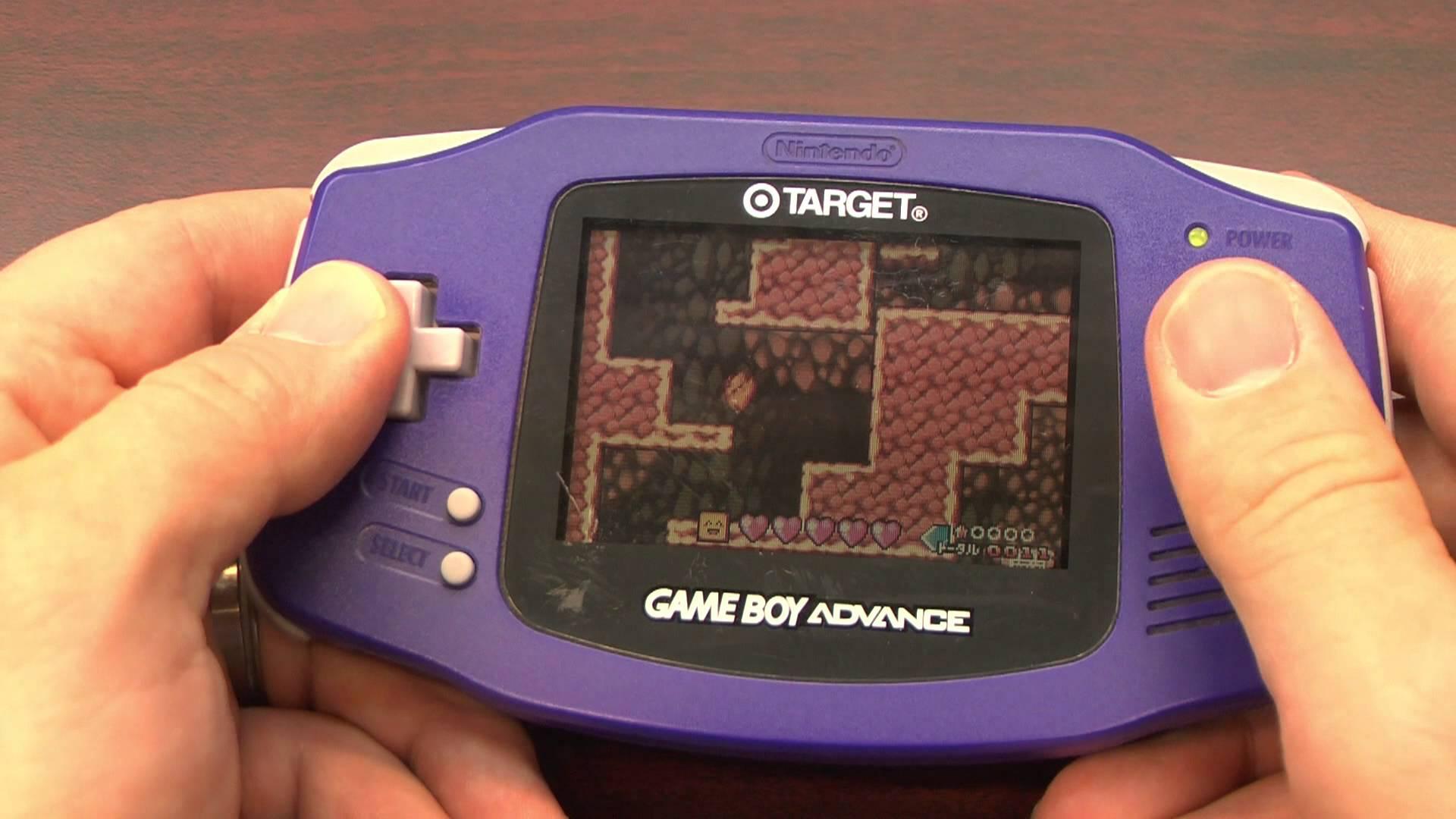 game boy advance gba - 1280×720