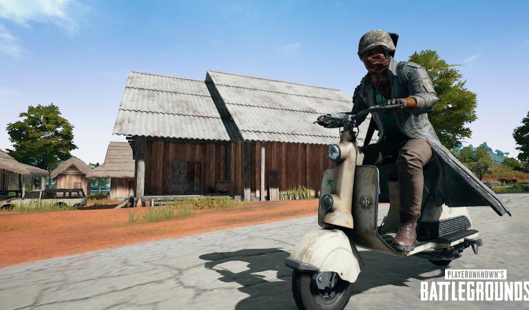 Update PUBG PC :20 Menghadirkan Scooter Dan Assault Riffle Baru