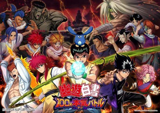 Game Adapatasi Anime Legendaris Yu Yu Hakusho Telah Resmi Dirilis