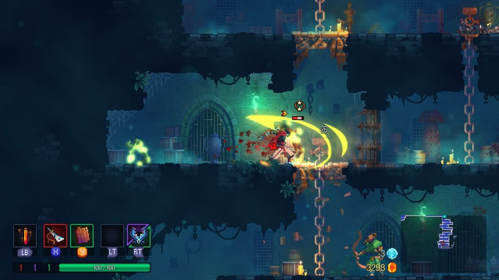 Dead Cells Review Kesulitan Yang Adiktif Gamebrott Com