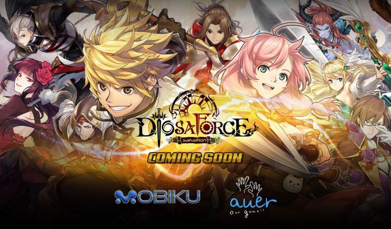 Diosa Force : Game RPG Dengan Total 50 Karakter Telah Siap Dirilis!