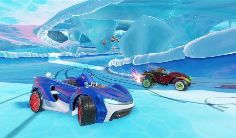 Game Ala CTR, Team Sonic Racing Ditunda Tahun Depan