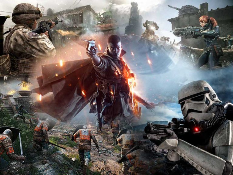 game perang