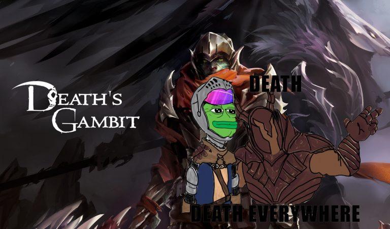 "[REVIEW] Death's Gambit – Wajib ""Git Gut"" Setelah Mati!"