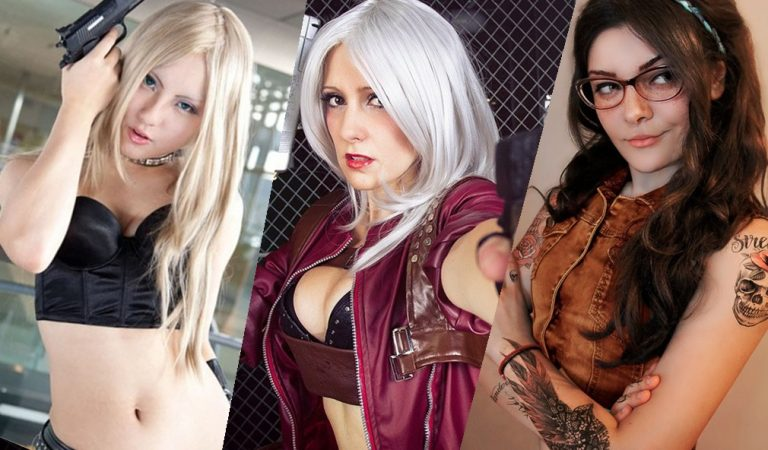 30 Foto Cosplay Devil May Cry Female Version Terkeren!