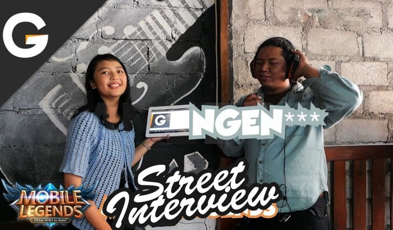 Bisa Ngga ya Mereka Tebak Lagu Game Berikut? – Street Interview #10