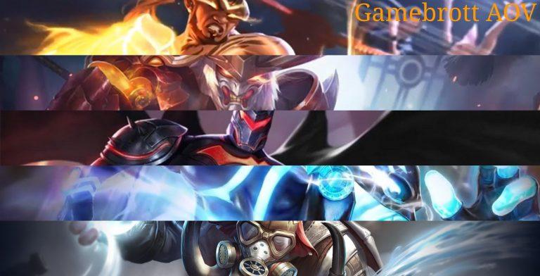 5 Daftar Hero Multi Role Garena Aov Indonesia Pilihan Gamebrott