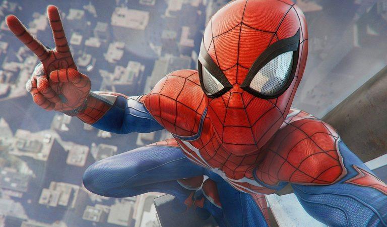 Marvel's SpiderMan Jadi Game Open World dengan Rata-Rata Platinum Trophy Tertinggi