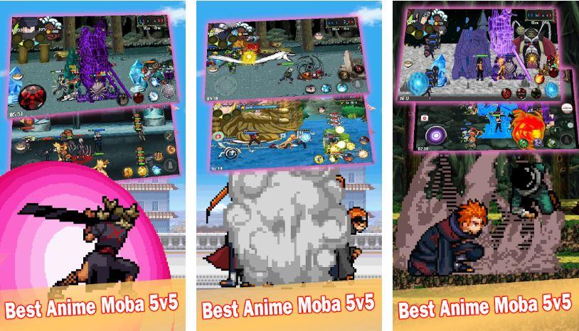 100 Game Naruto dan Aplikasi dari Versi Konsol ke Android
