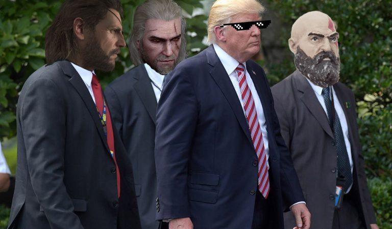 [QUIZ CCKlogi] Siapakah Karakter Videogame Yang Jadi Bodyguardmu?