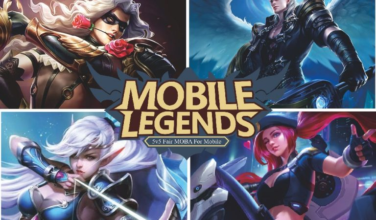 5 Hero Mobile Legend yang paling sering dipakai di rank Warrior – GM beserta Guidenya