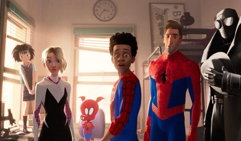 Spider-Man Milik Insomniac Games Jadi Cameo di Trailer Terbaru Spider-Man: Into the Spider-Verse