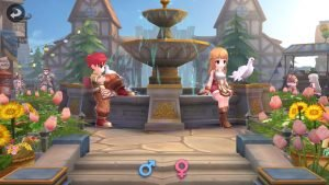Game Ragnarok Versi Tencent Telah Memasuki Masa Closed Beta