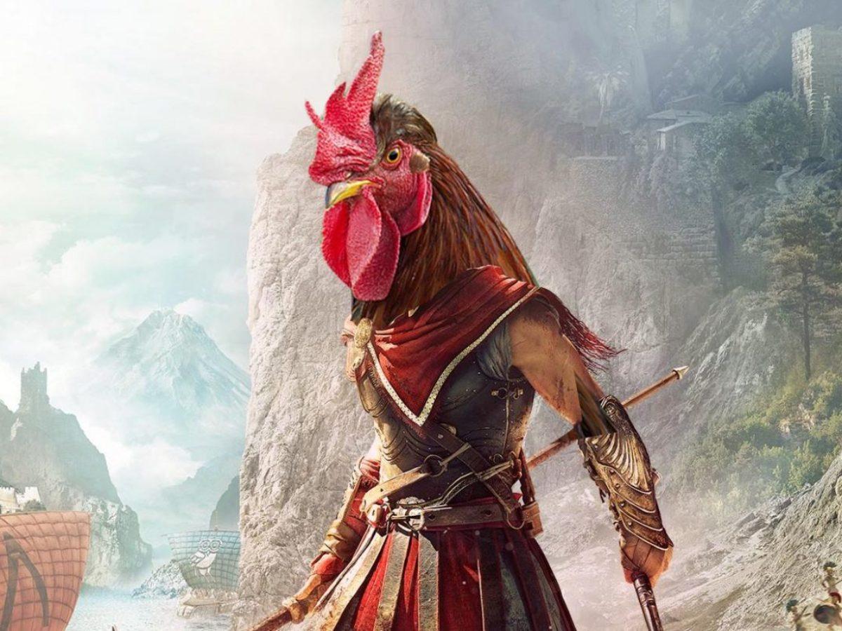 Ayam Ternyata Jadi Salah Satu Hewan Paling Berbahaya Di